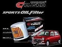 [CUSCO]L700S_L710S ミラジーノ用スポーツオイルフィルター(エレメント)【00B 001 B】