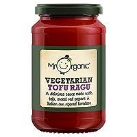 (Mr Organic (有機ミスター)) ベジタリアン豆腐Raguの350グラム (x6) - Mr Organic Vegetarian Tofu Ragu 350g (Pack of 6) [並行輸入品]