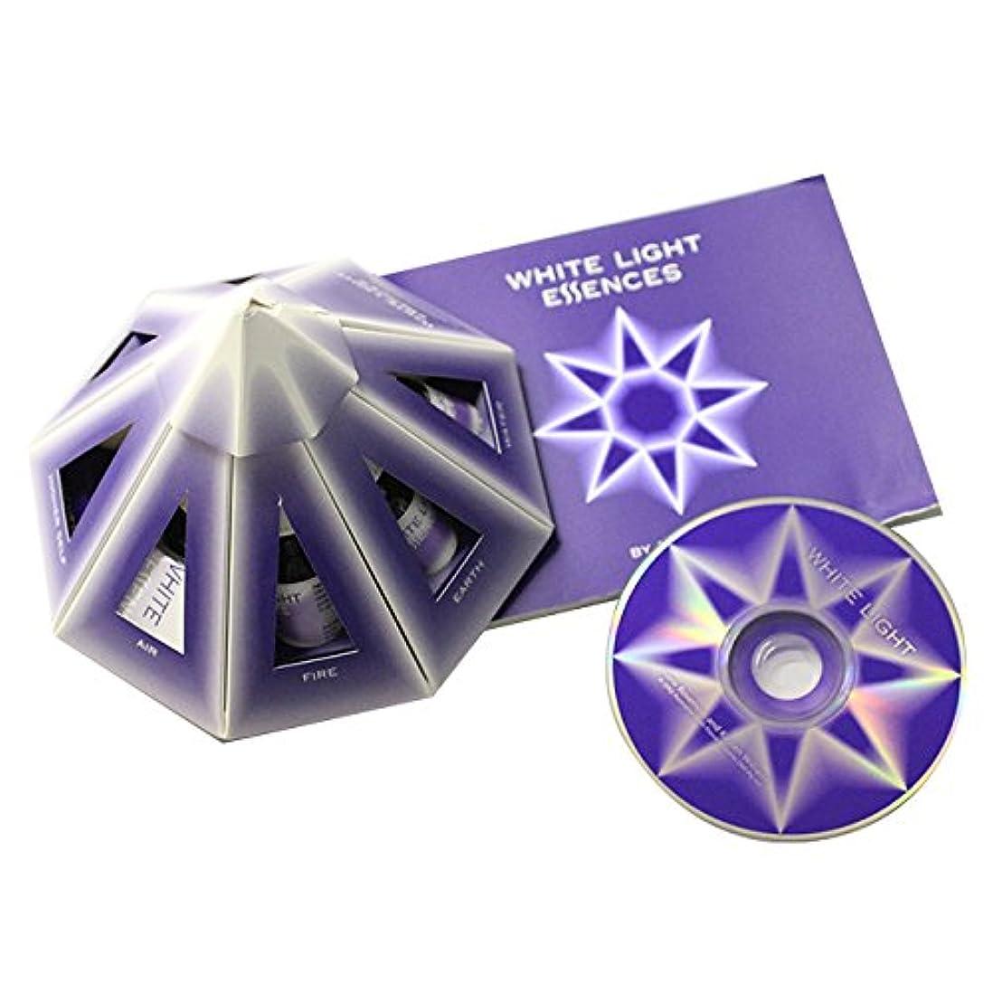 百年流星細分化するオーストラリアンブッシュ/ホワイトライト[ホワイトライト?ピラミッドパック(全7本セット?CD?和訳入)]