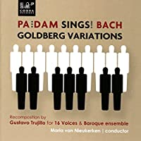 Pa'dam Sings Bach: Goldberg Va