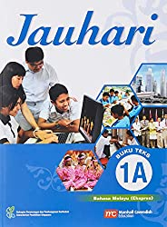 Malay Language Textbook 1A for Secondary Schools (MLSS) (Jauhari) (Express)