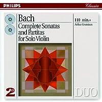 Bach, J.S.: Complete Sonatas & Partitas for Solo Violin