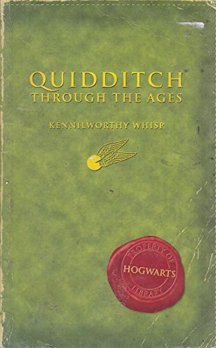 Comic Relief: Quidditch Through the Ages (Harry Potter's Schoolbooks)の詳細を見る