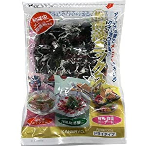 カネリョウ海藻 海藻ミックス(松) 100g