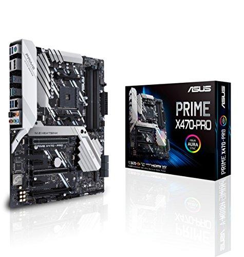 ASUS AMD X470搭載 マザーボード Socket AM4対応 PRIME X470-PRO【ATX】