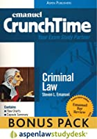 Criminal Law (CrunchTime)
