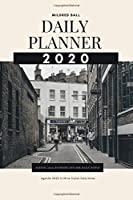 Daily Planner 2020: Agenda 2020 to write stylish daily notes