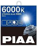 PIAA ( ピア ) ハロゲンバルブ 【ストラトスブルー 6000K】 H3 12V55W 2個入りHZ503