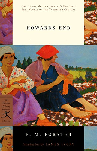 Howards End (Modern Library Classics)の詳細を見る