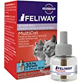 CEVA Animal Health D89420B Feliway MultiCat Refill Diffuser, 48ml