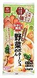 はくばく 野菜ポタージュ麺264g×10個