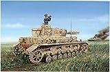 ドラゴン 1/72 第二次世界大戦 ドイツ軍 IV号戦車F1(F)型 プラモデル DR7321