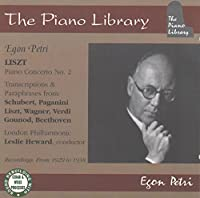 Liszt/Paganini/Schubert/Ver