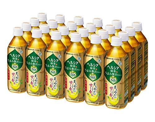 ヘルシア緑茶 うまみ贅沢仕立て 500ml×24本 PET