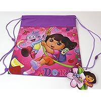 Dora The Explorer(ドーラといっしょに大冒険)Sling Bag(ナップサック) [並行輸入品]