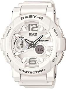 [カシオ]CASIO 腕時計 BABY-G ベビージー Gライド タイドグラフ搭載 BGA-180-7B1JF レディース