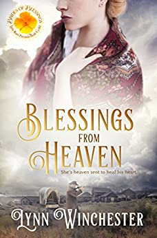 Blessings from Heaven (Brides of Blessings Book 6) by [Winchester, Lynn, Blessings, Brides of]