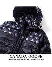 花見に最適!! メンズ カナダグース Crawford Hoodie Down Jacket ダウンジャケット ロンハーマン コラボレーション オンライン限定