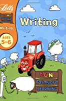Ks1 Fun Farmyard Learning - Writing (5-6) (Fun Farm Yard Learning)