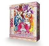 108ピース ジグソーパズル キラキラ☆プリキュア アラモード ラージピース(26x38cm)