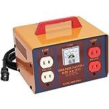 日動 変圧器 昇圧器ハイパワー 2KVA 2芯タイプ M-20  (100V-115・125V)