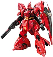RG Mobile Suit Gundam Char's Counterattack Sazabi 1/144 Scale Color-coded Plastic M