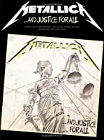 Metallica: ..and Justice for All Guitar Tab Edition
