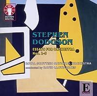 Essays for Orchestra Nos. 1-5