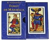 タロットカード マルセイユ El VERDADERO TAROT DE MARSELLA