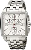 [ティソ]TISSOT 腕時計 QUADRATO クロノグラフ ホワイト メンズ T0055171127700 [正規輸入品]