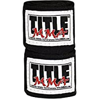 Title MMA semi-elastic Hand Wraps