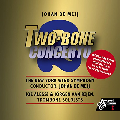 Two-Bone Concerto (Live Recording) [feat. Joe Alessi & Jörgen Van Rijen]