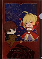集合(レッド) A4クリアファイル 「Fate/EXTRA Last Encore×Treevillage」