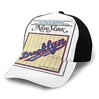 Brooklyn The Sane Alternative Art Print Adjustable Cap Baseball Hat Classic