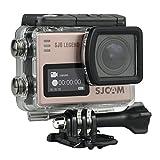 SJCAM SJ6 LEGEND 4K スポーツカメラ(タッチ可能なバックドア*1、追加電池*1、microsd 16GB*1同梱) 防水 広角 タッチスクリーン ジャイロスコープ搭載 アクションカメラ