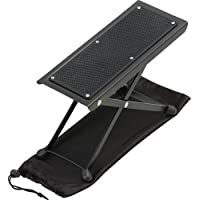 KC 足台 ギター足台 スチール製足台 GF-1500 (収納袋付き)