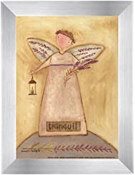 Tranquil Angel by Bernadette Deming – 5 x 7インチ – アートプリントポスター LE_613849-F9935-5x7