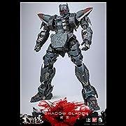 B/3 重甲侍鬼(フルメタルゴースト) Shadow Blade 1/12スケール PVC塗装済み完成品フィギュア