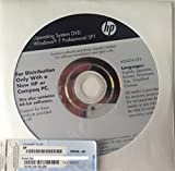 HP Windows 7 Pro SP1 64bit DVD プロダクトキー付