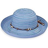 Wallaroo Hat Company Women's Breton Sun Hat - UPF 50+, Ready for Adventure, Designed in Australia.