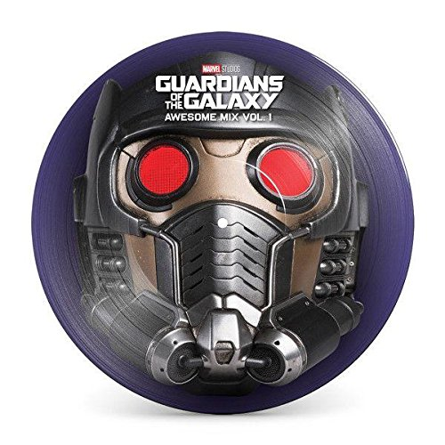 GUARDIANS OF THE GALAXY VOL. 1 (SOUNDTRACK) [LP] (PICTURE DISC) [12 inch Analog]