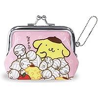 ポムポムプリン 財布 がま口 ミイラの飼い方 ピンク RM-4851