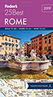 Fodor's Rome 25 Best (Full-color Travel Guide)