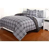 [ギャビン]Gavin Reversible Bed in a Bag Bedding, Twin, Set of 5 CF_5PC_T_Gavin [並行輸入品]