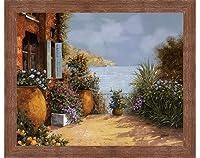 otri SULLA Terrazza by Guido Borelli–20x 16インチ–アートプリントポスター LE_640524-F10570-20x16