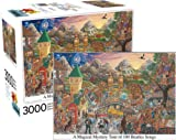 Aquarius Magical Mystery Tour 3000 Piece Jigsaw Puzzle