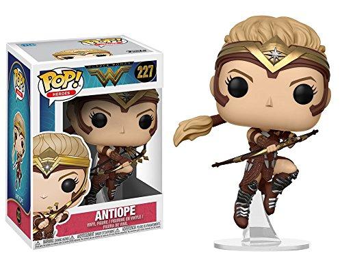 DC Comics(DCコミックス) Wonder Woman(ワンダー・ウーマン) アンティオペ FUNKO/ファンコ POP! VINYL ミニフィギュア [並行輸入品]