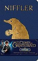 Fantastic Beasts: The Crimes of Grindelwald: Niffler Ruled Pocket Journal