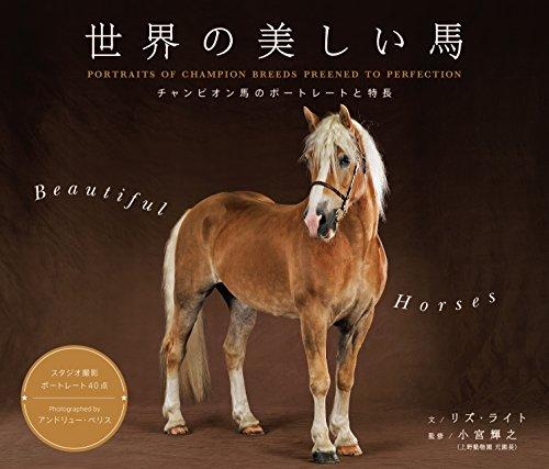 世界の美しい馬 チャンピオン馬のポートレートと特長の詳細を見る