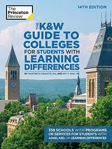 Download K&W GUIDE 14TH EDITION (COLLEGE ADMISSIONS GUIDES) 0525567895